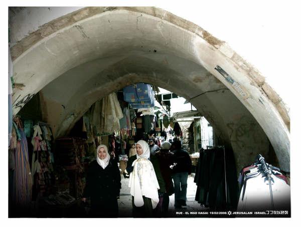 以色列 – 耶路撒冷 之三