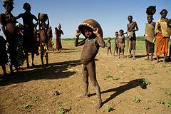 exiula的埃塞俄比亚之旅(9) – Dassanech部落