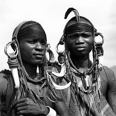 exiula的埃塞俄比亚之旅(10) – Mursi部落