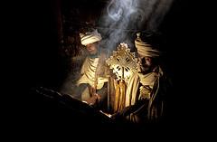 exiula的埃塞俄比亚之旅(12) – 悬崖峭壁上的教堂